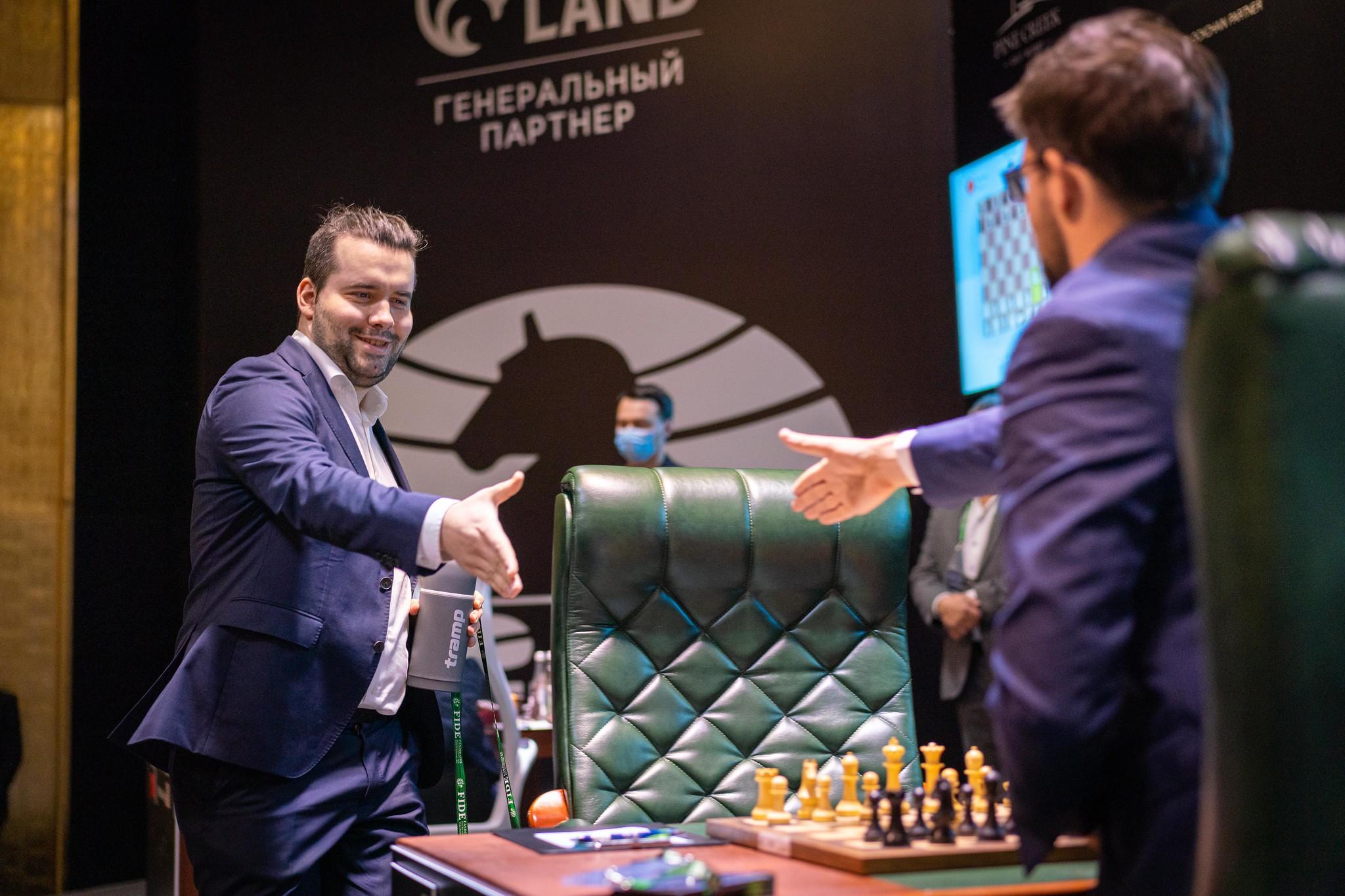 Read more about the article Nepomniachtchi bliver VM-udfordrer