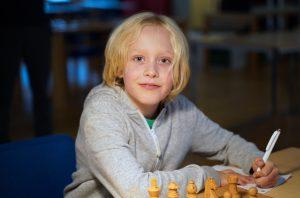 Read more about the article Flot resultat af 8-årige August Jalving