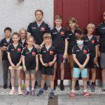 EU-mesterskab for U8-U14 i Mureck, Østrig