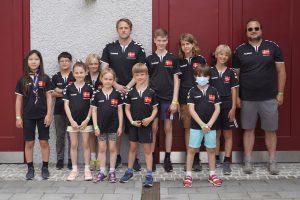 Read more about the article EU-mesterskab for U8-U14 i Mureck, Østrig