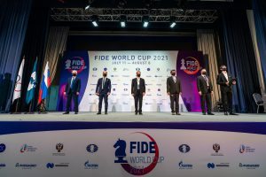 Read more about the article FIDEs World Cup i gang