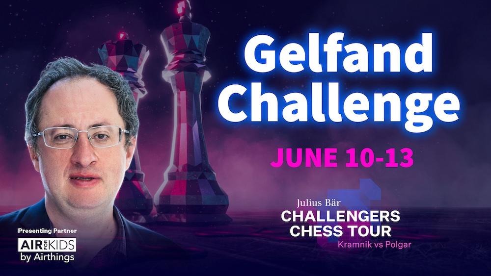 Jonas Bjerre med i Gelfand Challenge