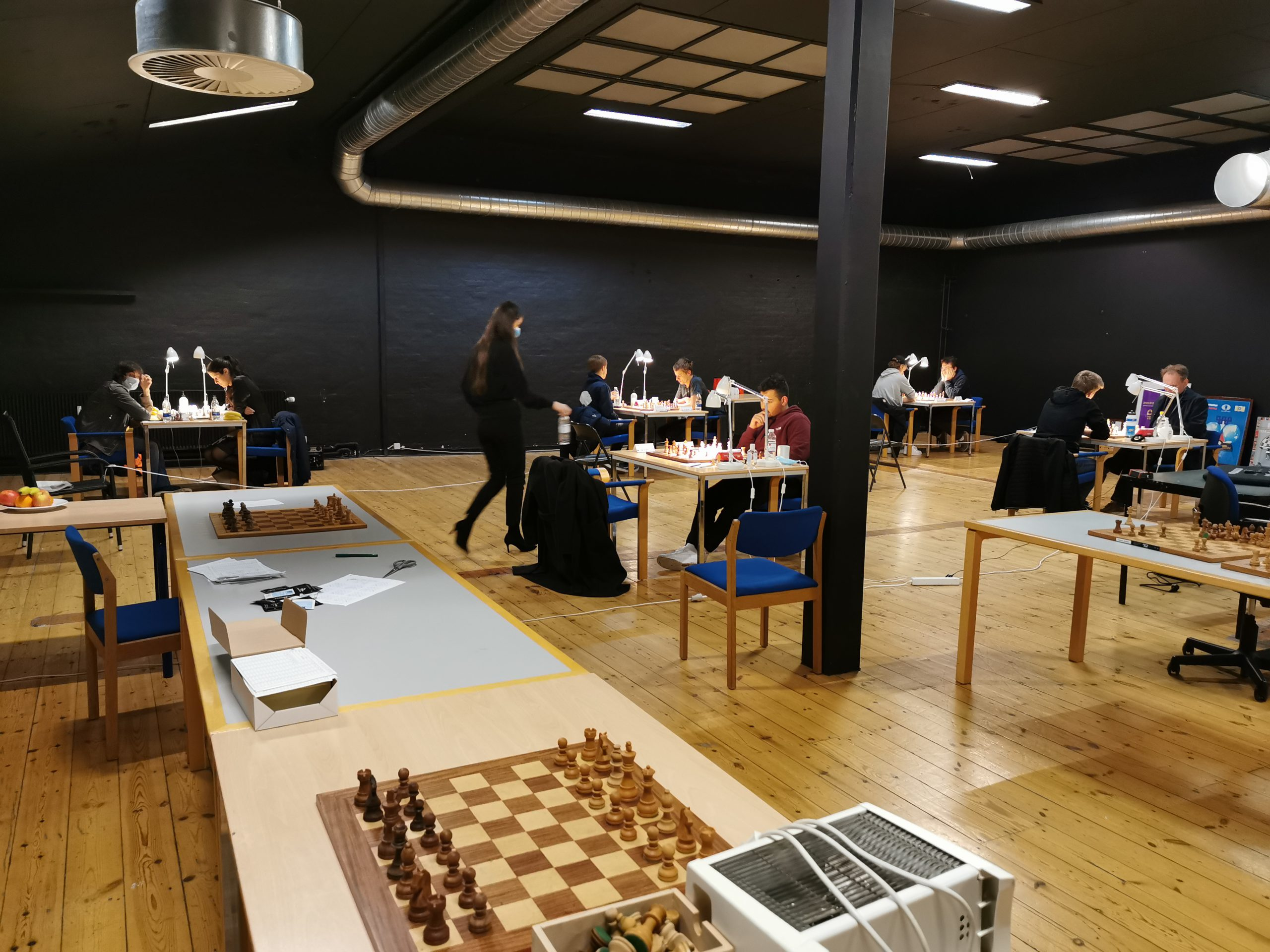 Chess House GM 4. runde