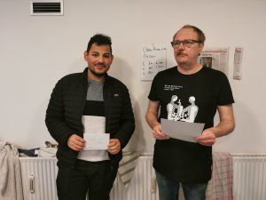 Grigorian vandt i Chess House