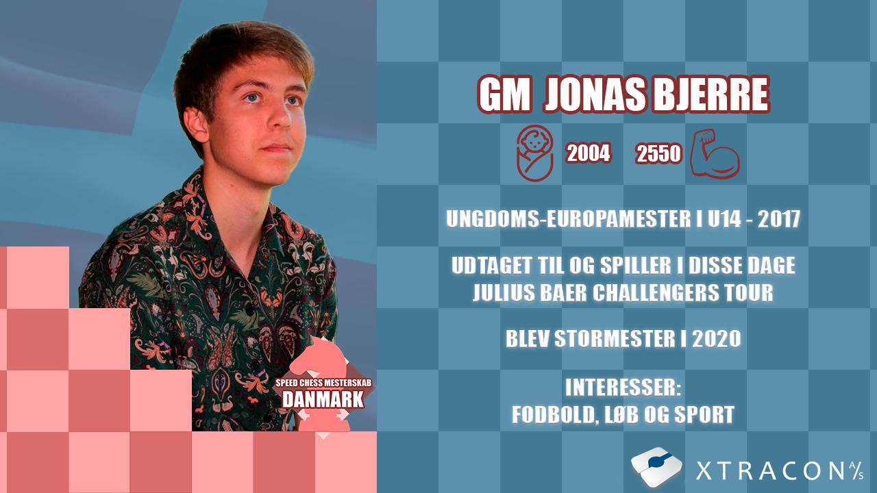 Sikker sejr til Jonas Bjerre
