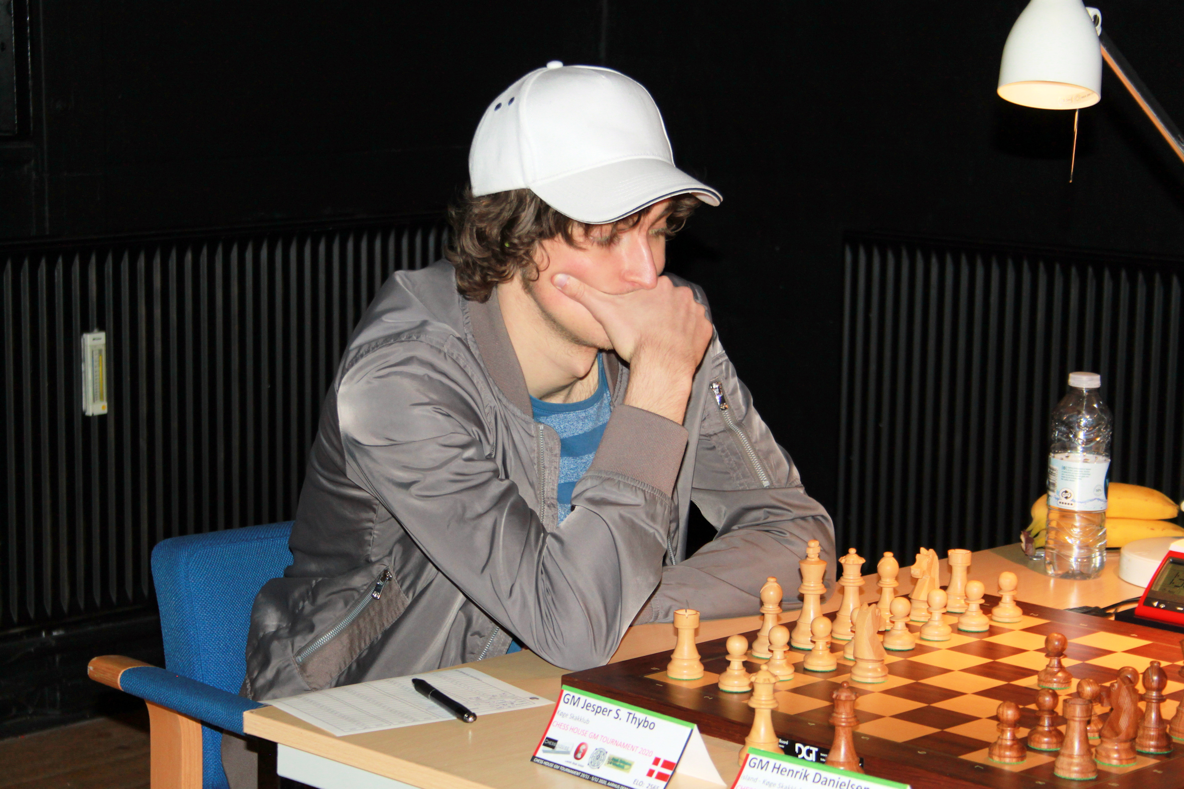 Chess House GM 8. runde