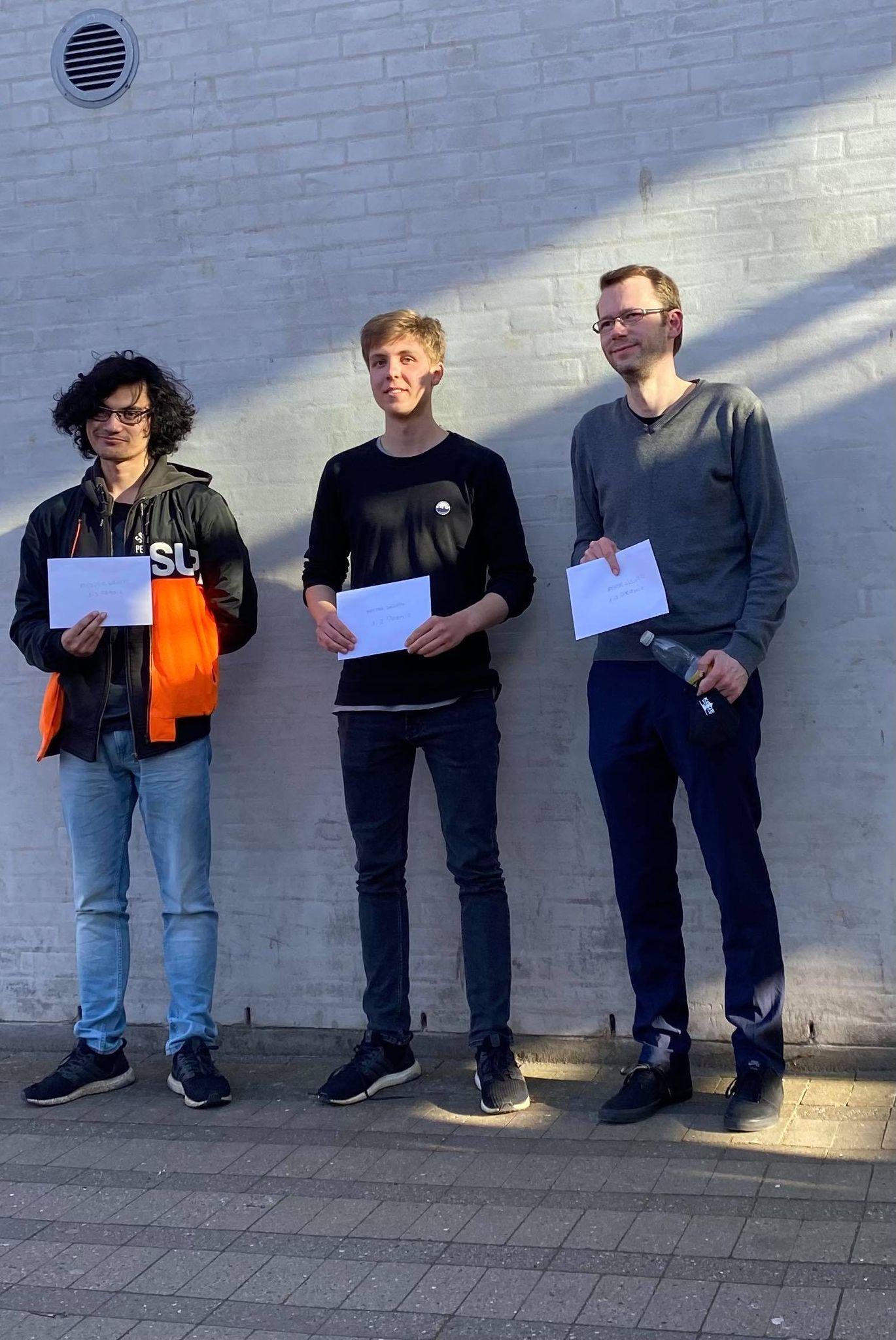 Read more about the article Tredelt vinder i Køge
