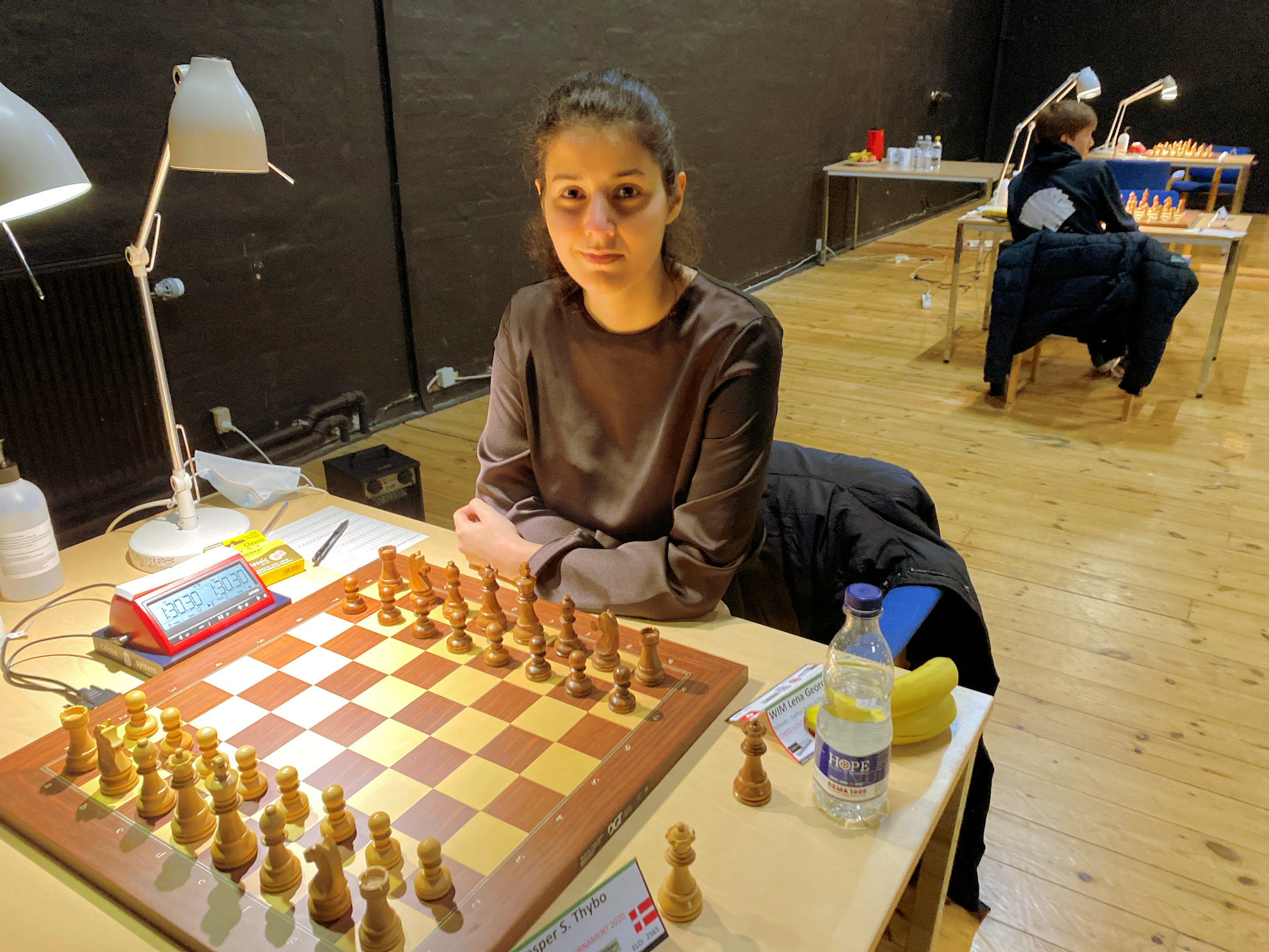 Read more about the article Chess House GM 5. runde