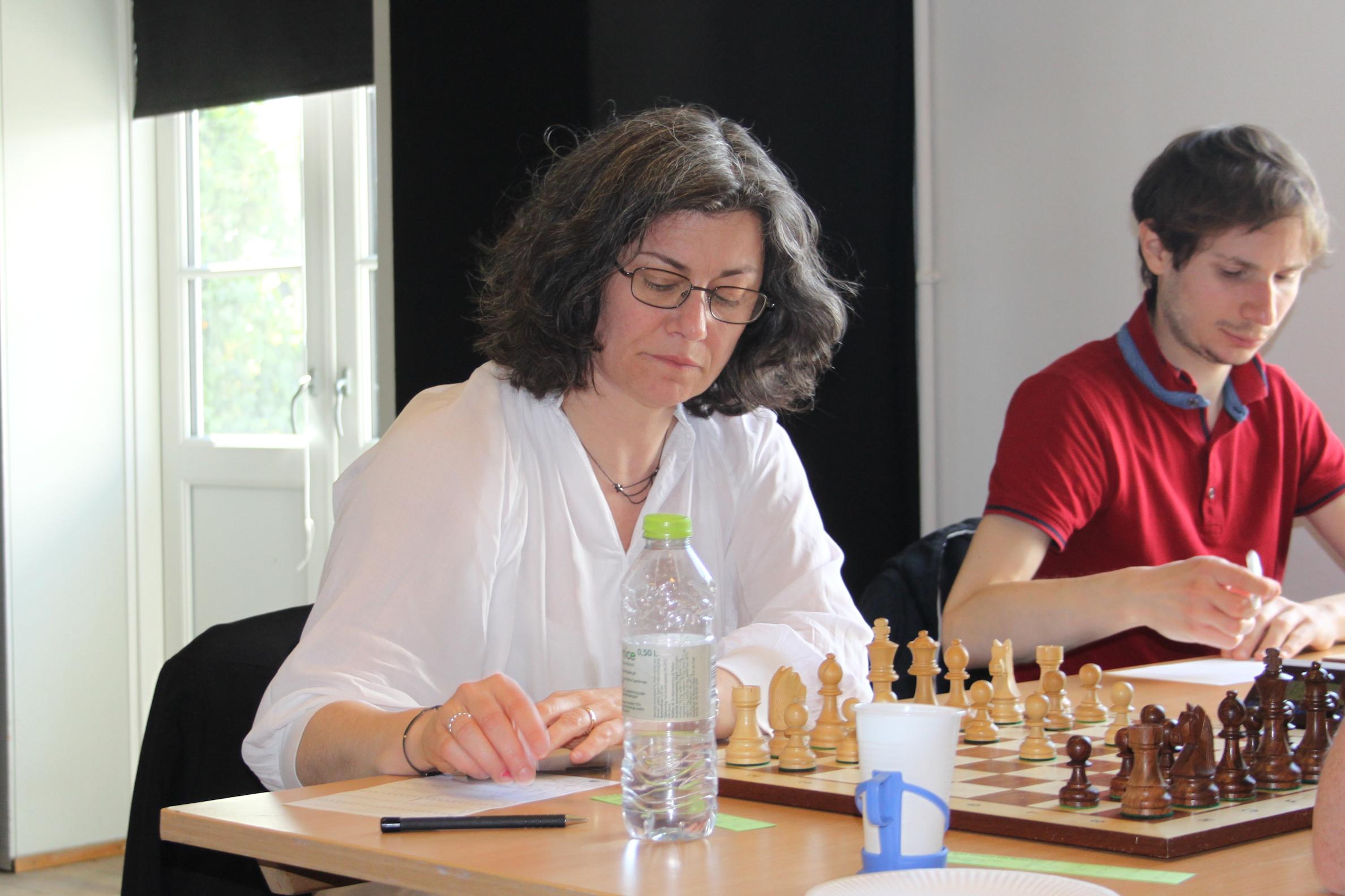Kvinder i skak
