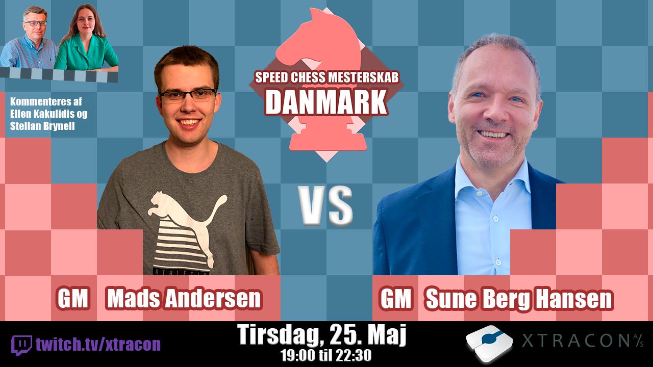 Read more about the article GM Sune Berg Hansen i finalen