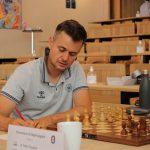 Nikolaj Borge vandt i Helsingør