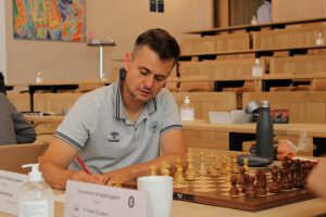 Read more about the article Nikolaj Borge vandt i Helsingør