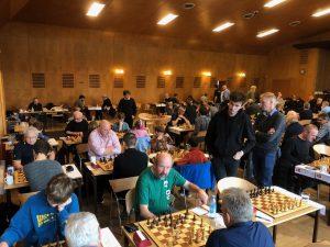 Read more about the article Farvel corona: Odensemesterskabet tilbage for fuld styrke