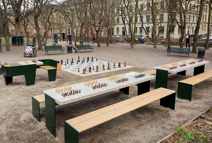 Read more about the article Skakpark er åbnet på Frederiksberg