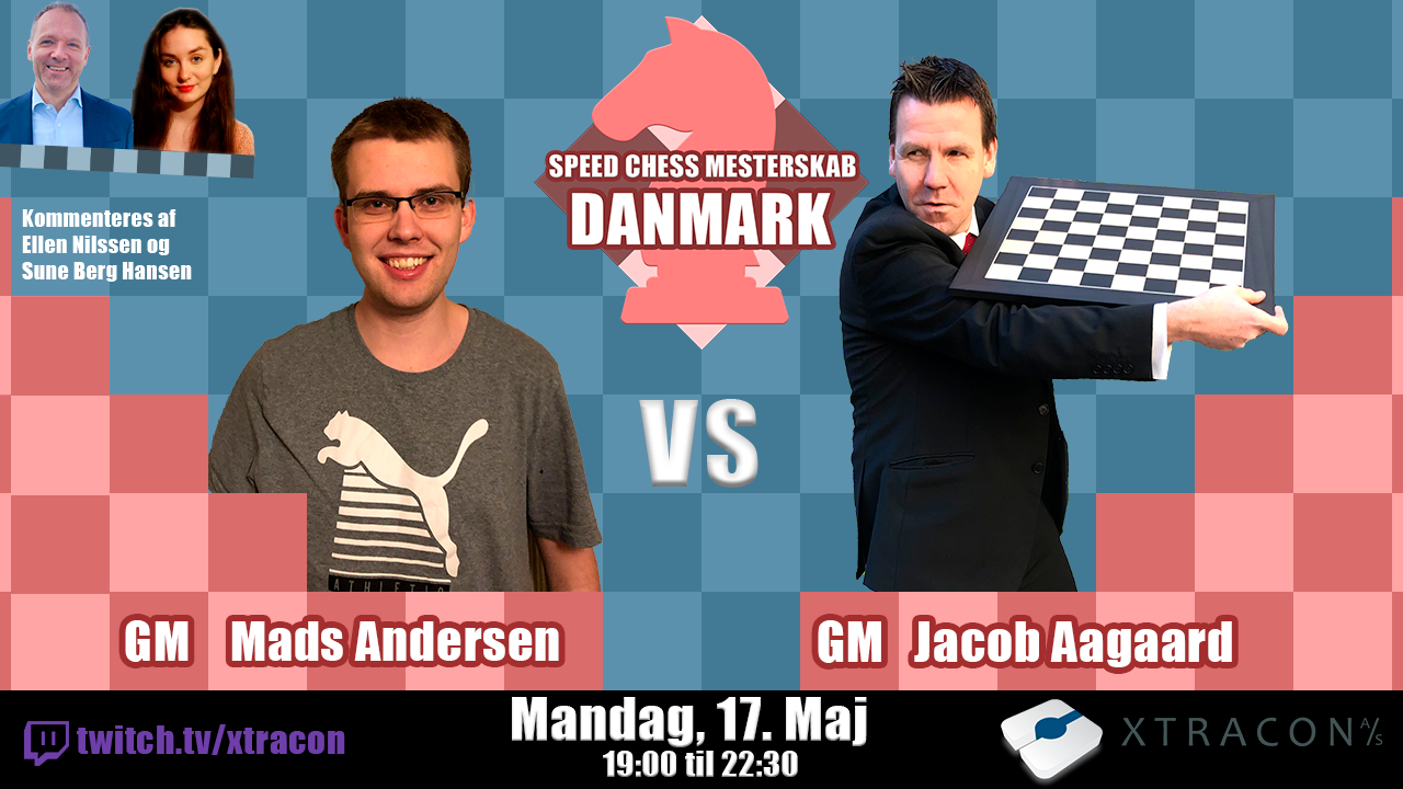 Read more about the article GM Mads Andersen klar til seminfinalen i Speed Chess