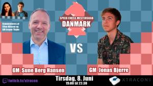 Read more about the article Jonas Bjerre vandt finalen i Speed Chess Mesterskab Danmark