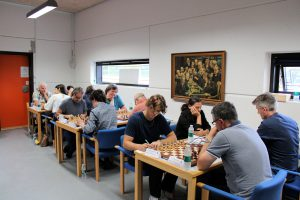 Read more about the article Forrygende kampskak i Aarhus