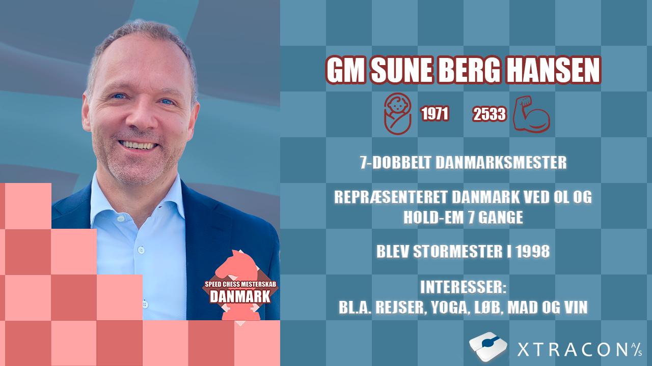 GM Sune Berg Hansen vandt matchen