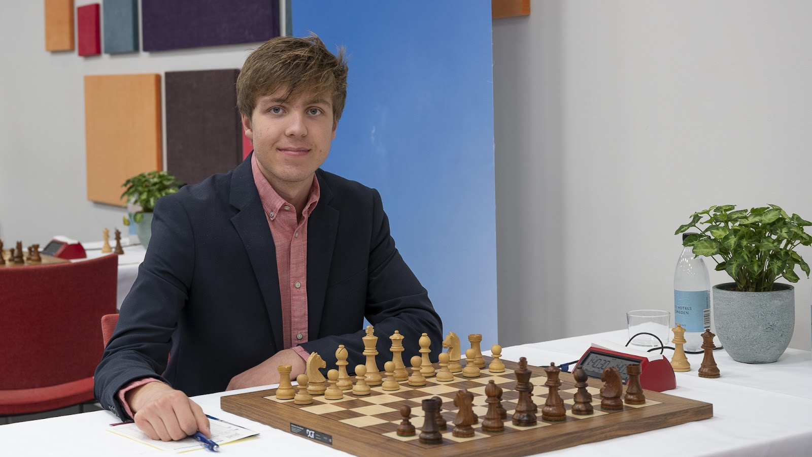 Read more about the article Jonas Bjerre deltager i Grand Swiss